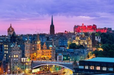 Edinburgh boxing day sale